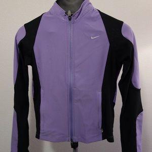 Women's Nike Dri-Fit Zip-Up (Longsleeve)